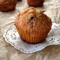 >Damla Çikolatalı, Tarçınlı Muffin