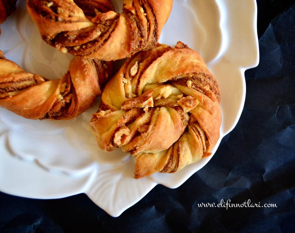 Cevizli ve Haşhaşlı Çörek