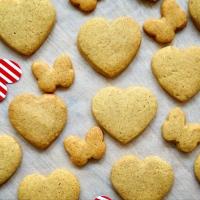 >Zencefilli Kurabiye (Gingerbread Cookies)