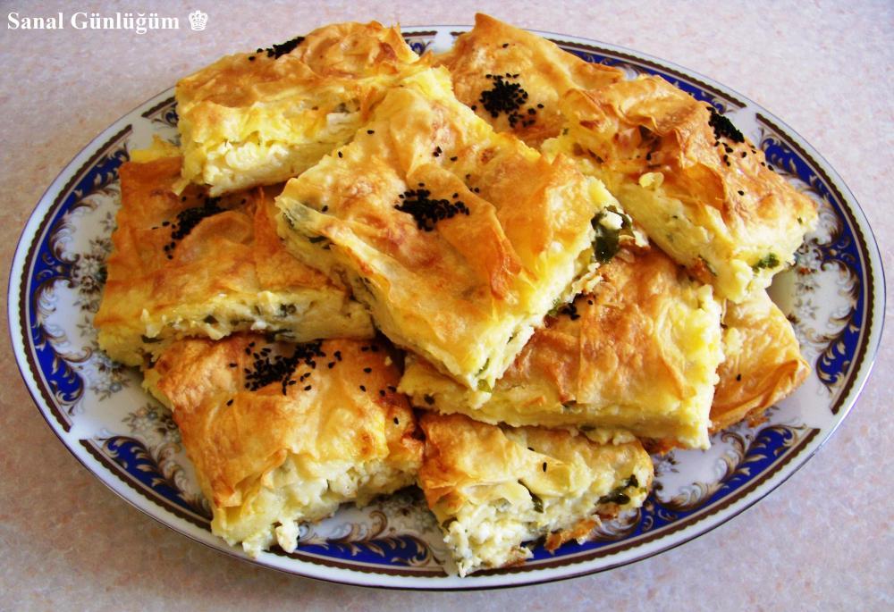Annemin Meşhur Peynirliği Böreği! :)