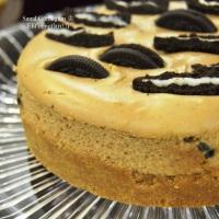 >Oreo Bisküvili ve Vanilyalı Cheesecake