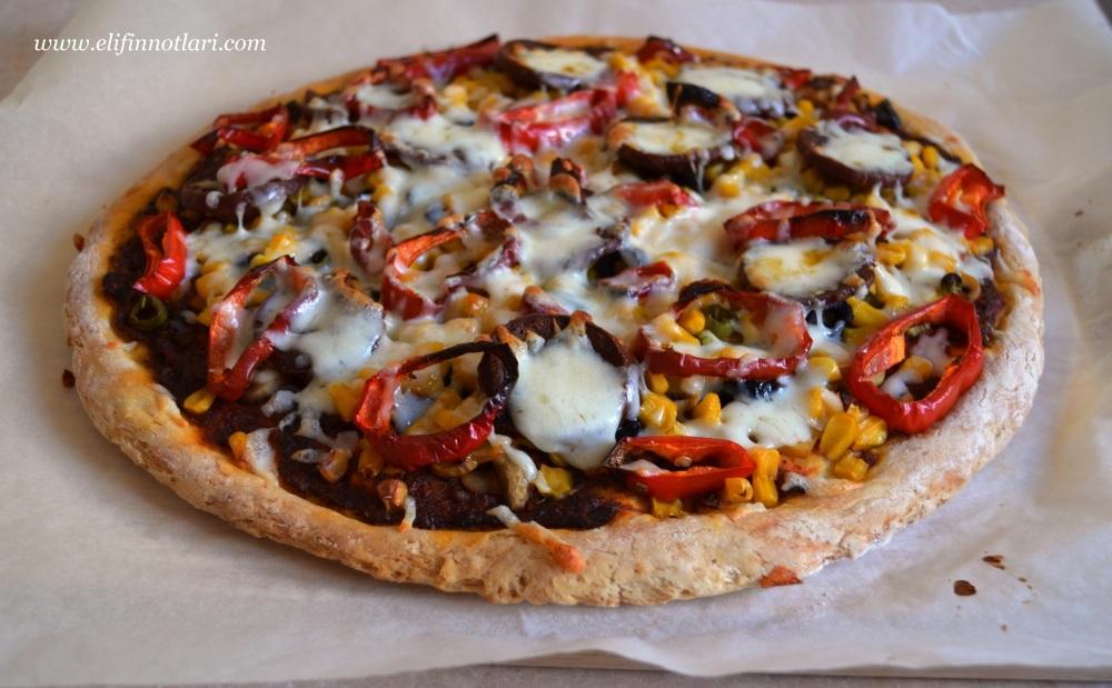 Karışık Pizza (King Pizza! :) )