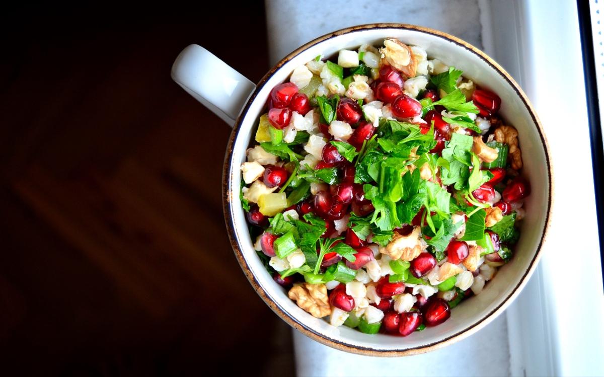 >Bugday Salatası