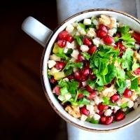 >Buğday Salatası