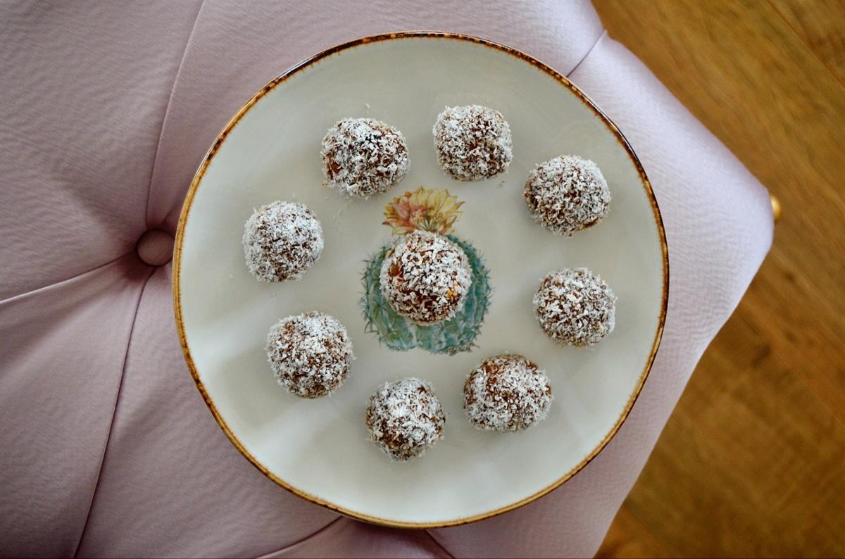 >Havuçlu Toplar (Şekersiz)