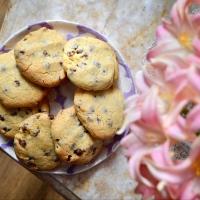 >Damla Çikolatalı Kurabiye (Chocolate Chip Cookie)